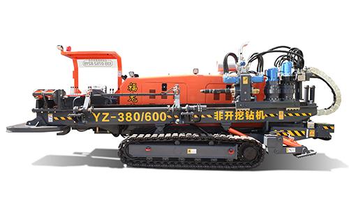 YZ-380 / 600 非开挖铺管钻机